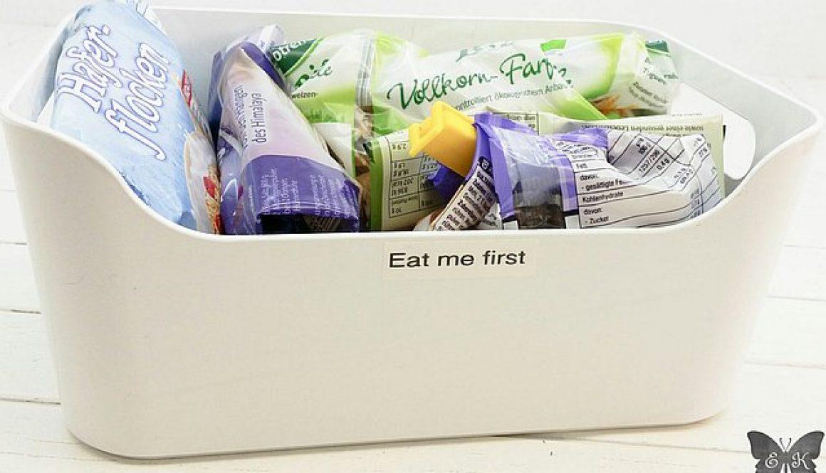 Vorratsschrank - EatMeFirst