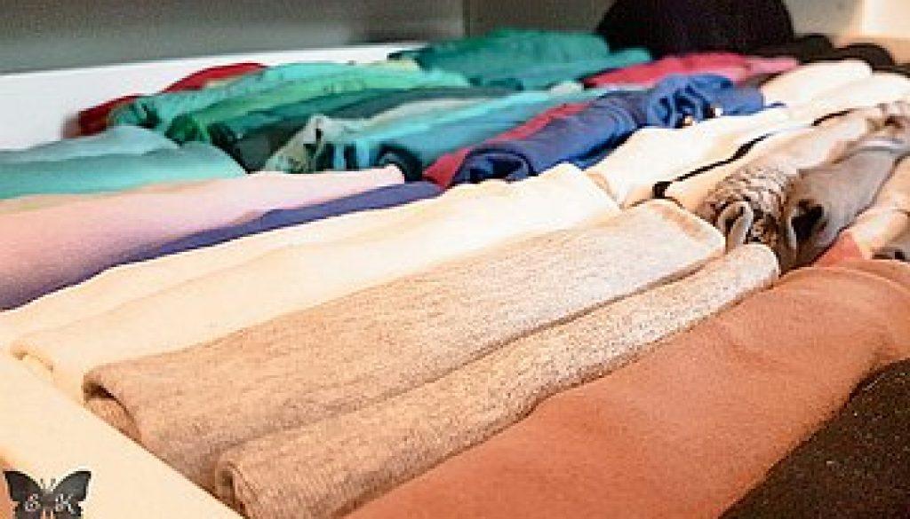 Kleiderschrank Organisieren Die Ordnungsfee Jennifer Fredewess