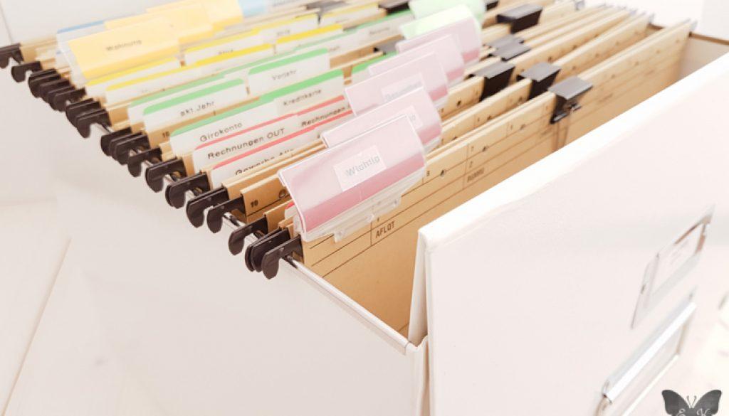 Unterlagen Organisieren Leicht Gemacht Die Ordnungsfee Jennifer
