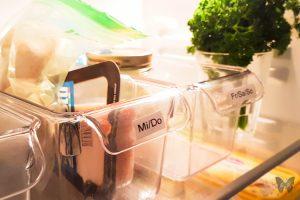Kühlschrank Organisation Meal Prep / Food Prep