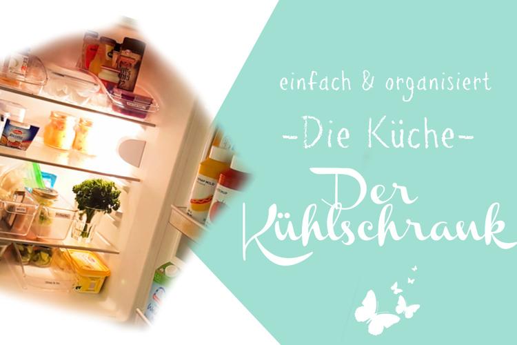 Kühlschrank Organisation