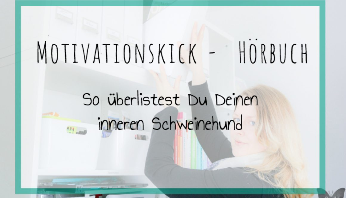 Motivationskik Hörbuch