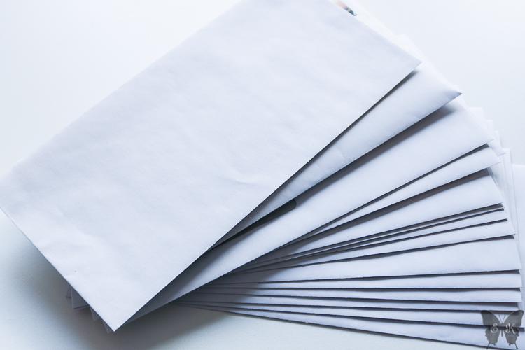 Tägliche Papierflut