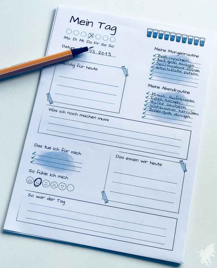 Mehr am Tag schaffen - To Do Liste