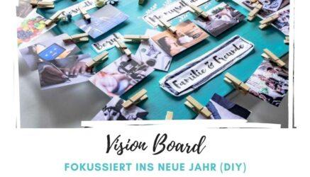 Vision Board DIY
