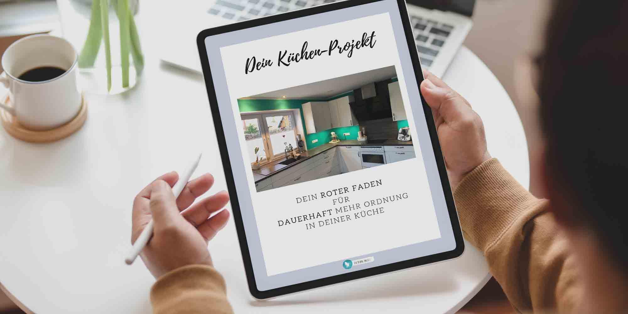 Hol Dir Dein Kostenloses Arbeitsbuch Fur Dein Kuchenprojekt Die Ordnungsfee