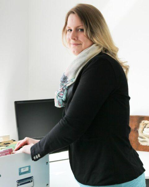 Die Ordnungsfee - Jennifer Fredewess - Aufräumcoach
