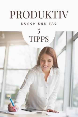 Getting things done 5 Tipps fuer mehr produktivitaet