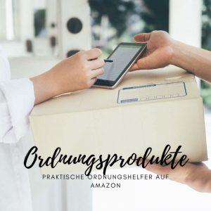 Ordnungsprodukte bei Amazon
