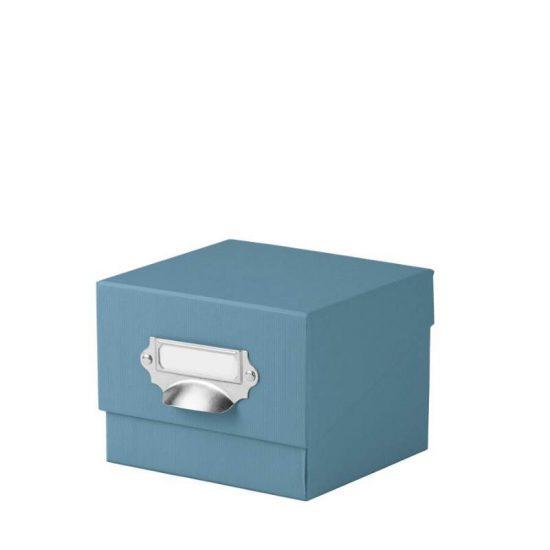 Fotokiste / Karteikarten Box DIN A6