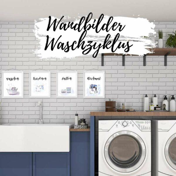 Waschkammer Hauswirtschaftsraum Bild