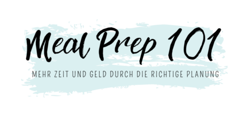 Meal Prep 101 Online Kurs