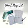 Mit dem Buch bekommst du außerdem noch einen 20% Rabatt Gutschein für ein Meal Prep Set in meinem Shop